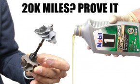 How Mobil 1 Annual Protection lasts 20,000 miles