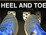 How to heel and toe and also why you should be doing it