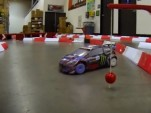 HPI Racing Micro RS4 re-creates Ken Block's Gymkhana Six at 1/18 scale