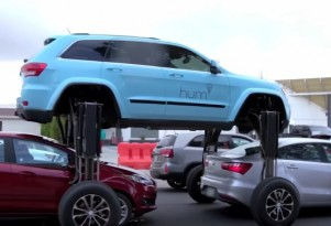 Hum Rider Jeep will get you past a traffic jeep