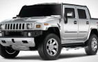 HUMMER prepping H2 Silver Ice Limited Edition