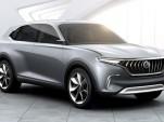 Hybrid Kinetic K550 concept by Pininfarina, 2017 Shanghai auto show