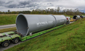 Hyperloop Transportation Technologies begins building test track in France