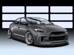Hyundai and Ark Performance create the Road Racer Elantra Concept for SEMA