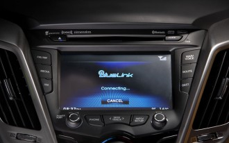 Hyundai Prices Blue Link Telematics System