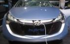 2010 Detroit Auto Show: Hyundai Blue-Will Plug-In Hybrid Concept