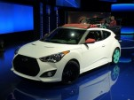 Hyundai C3 Veloster Roll Top Concept  -  2012 Los Angeles Auto Show