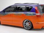 Hyundai Elantra Touring 'Beach Cruiser' SEMA Concept