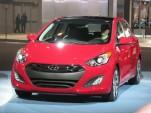 2013 Hyundai Elantra GT, Chicago Auto Show, Feb 2012