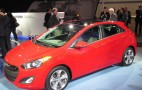 2013 Hyundai Elantra GT Live At The 2012 Chicago Auto Show
