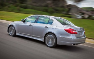 Hyundai Slapped With $17.35 Million Fine For Delayed Recall Of The 2009-2012 Genesis