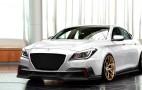ARK Performance Turns 2015 Hyundai Genesis Into Super SEMA Sedan