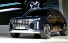 Hyundai previews its full-size SUV with Grandmaster concept