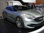 Hyundai Reveals New i-flow Hybrid Concept At Geneva Auto Show