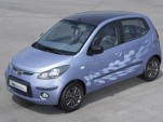 Hyundai i10 electric vehicle