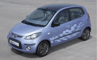 Low-Emission Hyundai i10 City Car Is Not for U.S.