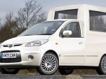 Hyundai i10 Pope-mobile