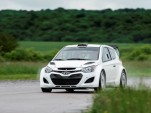 Hyundai i20 WRC car completes shakedown tests