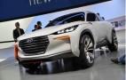 Hyundai Intrado Fuel Cell Concept: Live Photos From Geneva