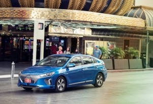 Most autonomous cars shown at CES are electrified: preview