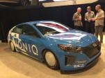 Hyundai Ioniq Hybrid sets new Land Speed Record