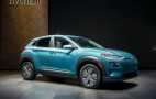 2019 Hyundai Kona Electric US debut: 250 miles of range from small electric hatchback