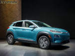 2019 Hyundai Kona Electric, 2018 New York auto show