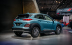 NY show debuts, 250-mile Kona Electric, Insight hybrid details, Leaf battery fade: The Week in Reverse