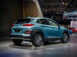 2019 Hyundai Kona Electric, 2018 New York auto show