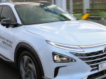 Hyundai Nexo self-driving prototype