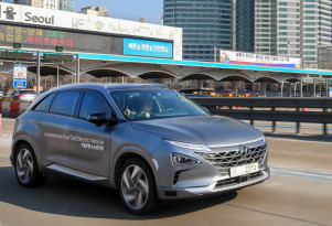 South Korean government trims orders for Hyundai Nexo hydrogen-fuel cars