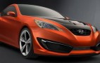 Hyundai offering turbo option on Genesis coupe