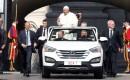 Hyundai Popemobile
