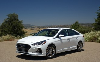 2018 Hyundai Sonata driven, 2018 Mercedes S-Class, 2018 Honda Accord Hybrid: What's New @ The Car Connection