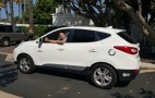 Hyundai Tucson Fuel Cell: Early Drivers Discuss Experiences Traveling On Hydrogen