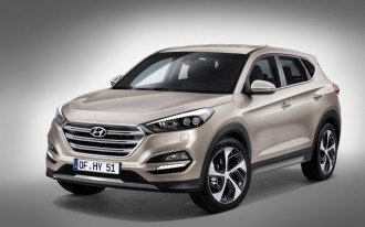 2016 Hyundai Tucson recalled for lighting glitch