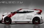 "Hyundai Veloster ""Velocity"" Concept: SEMA 2012"