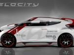 Hyundai Veloster 'Velocity' Concept, SEMA 2012