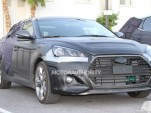 2013 Hyundai Veloster Turbo spy shots