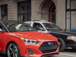 "Hyundai Veloster Turbo ""Ant-Man and The Wasp"" ad"