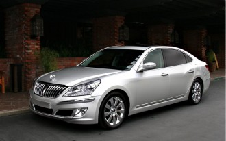 Not A First Drive: 2011 Hyundai Equus