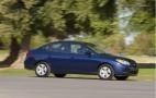 2010 Hyundai Elantra Blue: Higher MPG, Just $25 More
