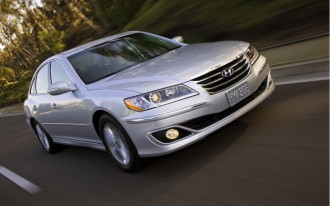 2011 Hyundai Azera: More Power, Higher MPG, Still Very Comfy
