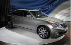 2011 Hyundai Equus On Sale Late Summer, Priced From Mid $50,000 Bracket