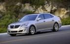 2011 Hyundai Equus: Third Drive