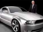 Ford Mustang father Lee Iacocca unveils 45th anniversary special edition