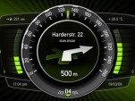 Icon icar 3D gauge cluster