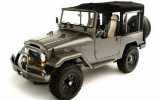 PickupTrucks.com Drives and LOVES the ICON FJ45 Pickup