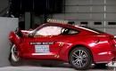 Crash-test results mixed for Mustang, Camaro, Challenger