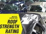 IIHS Roof Strength Rating